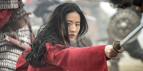 """Szenenfotos zur Disney-Realverfilmung """"Mulan"""""""