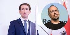Flüchtlings-Streit! Grüner mit Wut-Posting gegen Kurz