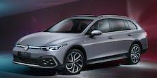 Noch mehr Platz im neuen VW Golf Variant und Alltrack