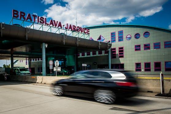 Der Grenzübertritt von der Slowakei nach Österreich könnte sich künftig schwierig gestalten.