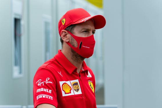 Sebastian Vettel fährt 2021 für Aston Martin.