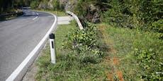 Ehepaar stirbt bei Motorradunfall in Bad Ischl