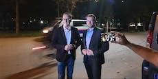 """Strache an Crime-Hotspots: """"Gibt 2 Rassen von Menschen"""""""