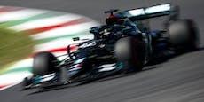 Hamilton gewinnt Qualifying-Krimi um die Mugello-Pole