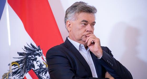 Vizekanzler Werner Kogler (Grüne).