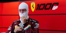 """Vettel vor Jubiläum frustriert: """"Komme nicht zurecht"""""""