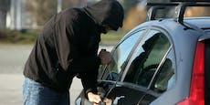 25-Jähriger nach zweifachem Autodiebstahl festgenommen
