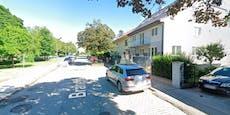 Räuber würgt Wienerin mitten auf der Straße bewusstlos