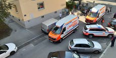 55-jähriger Mann stirbt nach Fenstersprung in Favoriten