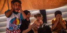 46% der Österreicher wollen Flüchtlingskinder aufnehmen