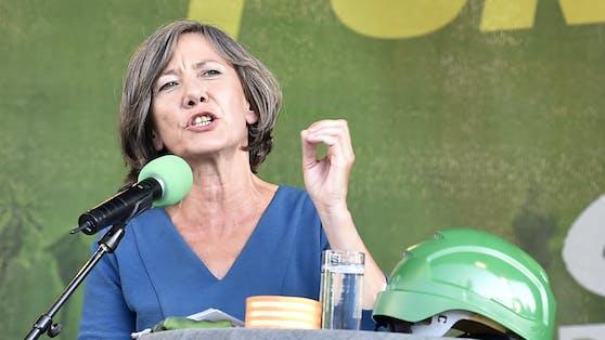 Wiens Grünen-Chefin Birgit Hebein
