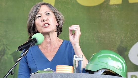 Birgit Hebein kritisierte die ÖVP scharf.