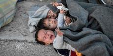 """""""Elend der Kinder beenden"""" – harte Kritik an Kurz-Kurs"""