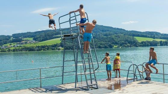Es wird noch einmal heiß in Österreich.
