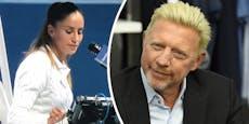 Silikon und Becker-Spruch: Sexismus-Alarm um Referee