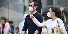 Strengere Maskenpflicht in Wien sorgt für Kritik