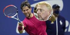 Nicht einmal Becker glaubt an Zverev-Sieg gegen Thiem