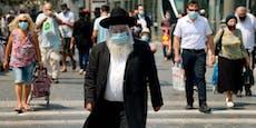 Israel droht nach zweitem Lockdown dritte Corona-Welle