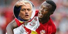 Kein Wechsel! Salzburg-Star gibt Mourinho einen Korb