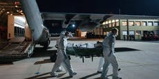 An Covid erkrankt: KFOR-Soldaten nach Linz geflogen