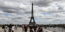 Knall von Überschall-Flug sorgt in Paris für Aufregung