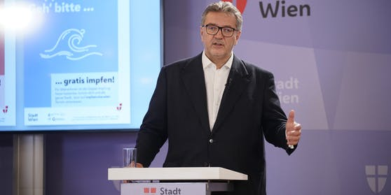 Gesundheits-Stadtrat Peter Hacker (SP).