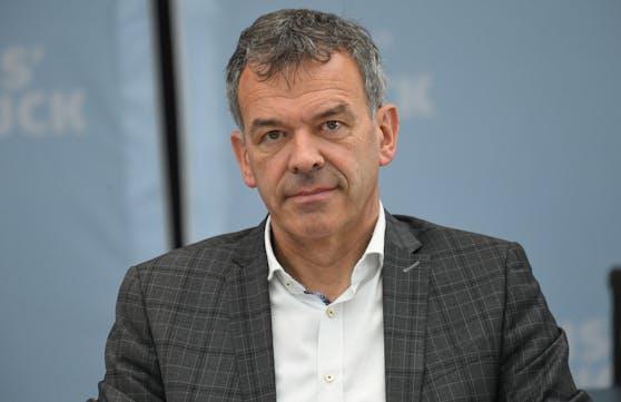 Innsbrucks Bürgermeister Georg Willi