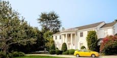 """Villa aus """"Prince von Bel Air"""" auf Airbnb"""