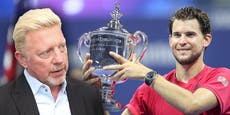 """Becker begeistert: """"Thiem ist der Houdini des Tennis!"""""""