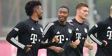 Mercedes-Ärger für Bayern-Star Coman