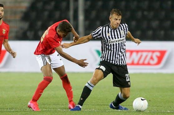 Stefan Schwab zermürbte Benfica