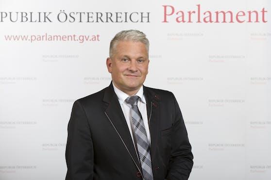 Nationalrat Christian Lausch