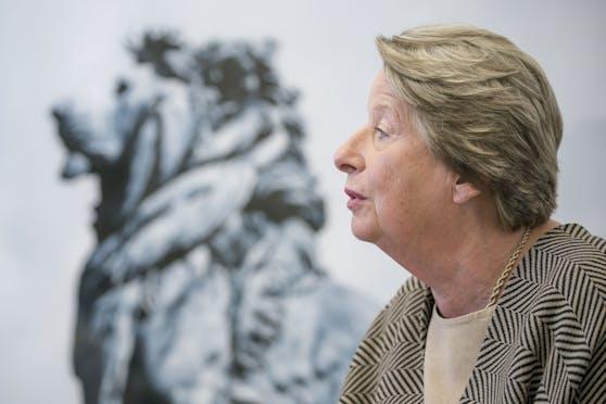 Ursula Stenzel (FPÖ) will noch einmal Bezirksvorsteherin in der Inneren Stadt werden.