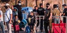 Merkel will 1.500 Flüchtlinge mehr aus Moria aufnehmen