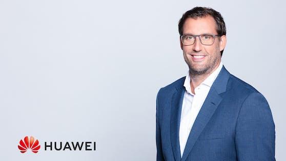 Alexander Wolschann ist Unternehmenssprecher bei Huawei Austria.
