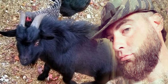 David Eason hat seine Ziege gegessen, den Fans gefällt's nicht