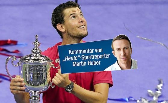 Martin Huber über die Reise des Dominic Thiem an die Tennis-Weltspitze