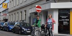 Währing und Hernals öffnen Einbahnen für den Radverkehr