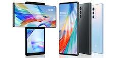 Beim LG Wing dreht sich das Smartphone-Display