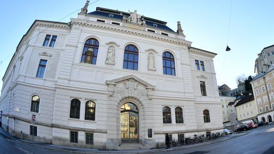 Landesgericht in Salzburg