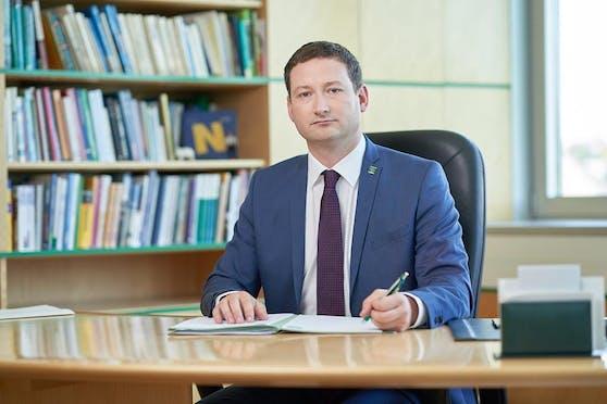 Bauernbundchef NÖ Paul Nemecek