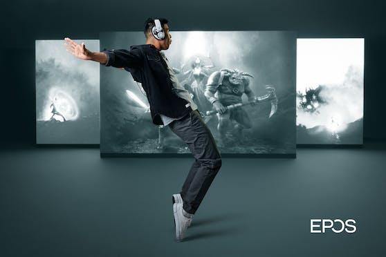 Jetzt teilnehmen & 1x Gaming Headset EPOS gewinnen!
