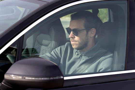 Gareth Bale geht zurück auf die Insel