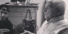 """""""Mein Vorbild"""": RAF Camora trauert um seinen Opa"""