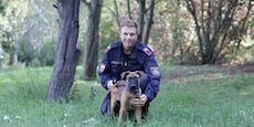Defcon und Daniel: Polizei-Team auf sechs Beinen