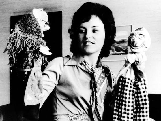 Christa Koinig gründete vor 50 Jahren das Linzer Puppentheater.