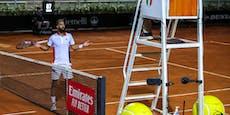Skandal-Spiel in Rom: Paire erklärt Lustlos-Auftritt