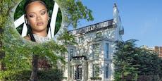 Rihannas Villa in London ist für34 Mio Euro zu haben