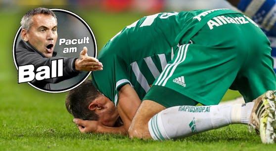 """Heute""-Experte Peter Pacult analysiert das Rapid-Aus in der Champions-League-Quali"