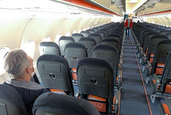 Manche Airlines bieten neuerdings Rundflüge an, bei denen der Start- und Zielflughafen identisch sind.
